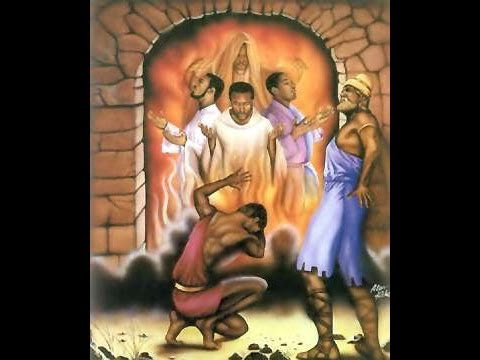 Three Hebrew Men Daniel Chapter 3 - YouTube