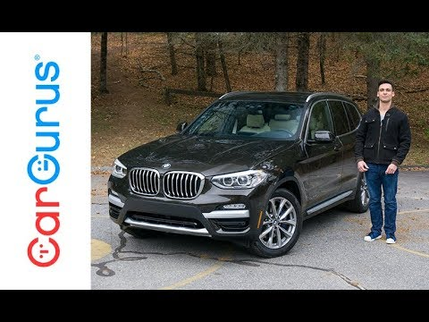 2018 bmw x3 cargurus test drive review youtube. Black Bedroom Furniture Sets. Home Design Ideas