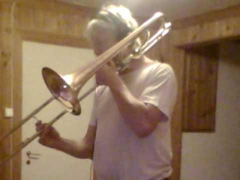 Hey Jude - bass trombone