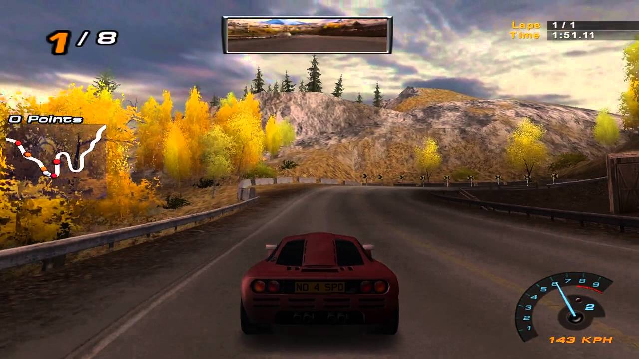 Pc Longplay 802 Need For Speed Hot Pursuit 2 Part 3 Of 4 Youtube