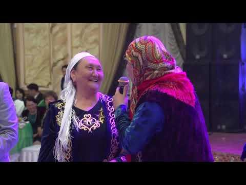 Шиман апа тойды жарды 63 жас Сундет той  Шімән апа тойда