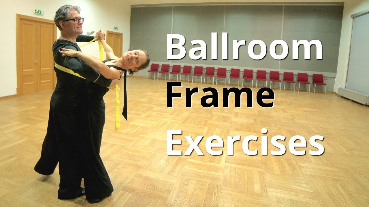 Hold Exercises For Ballroom Dance Enhance Your Frame Youtube