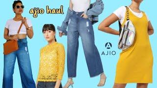 Hindi - Ajio haul | Under 500₹…