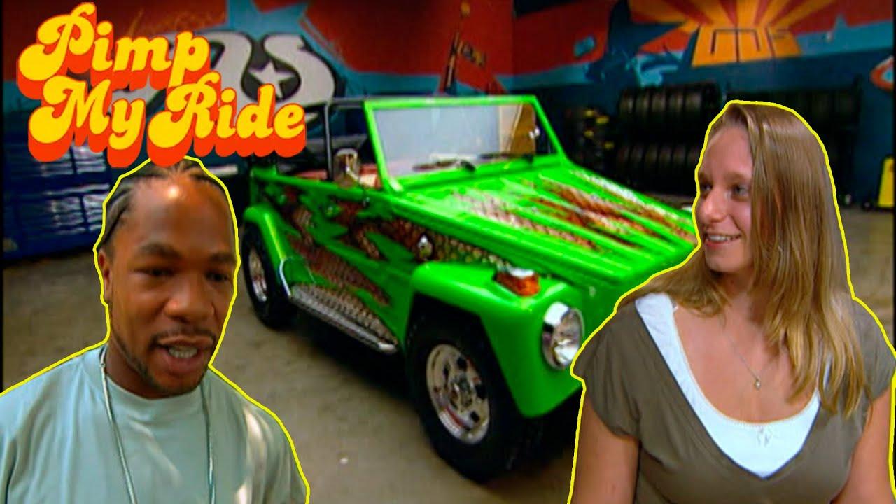 Download Une carrosserie en peau de serpent ?! | PIMP MY RIDE S.4 EP.02