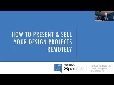 How to Present & Sell Your Design Projects Remotely (USA/Canada)