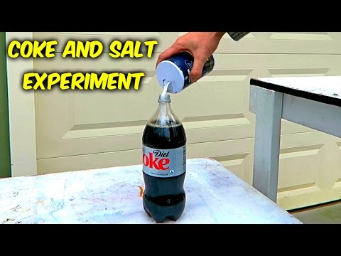 Thumbnail: What Will Happen If You Mix Coke and Salt?