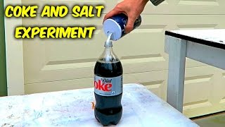 What Will Happen If You Mix Coke and Salt?