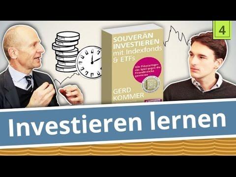 Souverän investieren mit Indexfonds und ETFs YouTube Hörbuch Trailer auf Deutsch