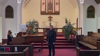 Chiquitita la novia - Nicholas Klein, tenor