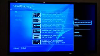 How To Upload ShareFactory Videos to YouTube! (PS4)