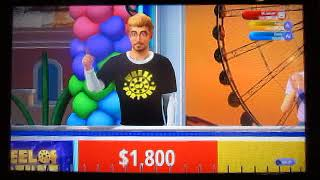 Wheel Of Fortune Playstation 4 Run: Game 39