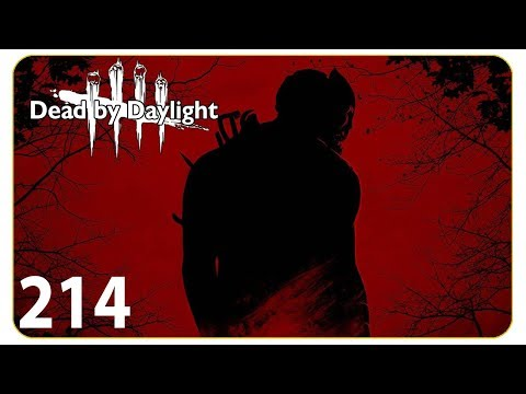 Hier Killer, nimm mich!! #214 Dead by Daylight - Let's Play Together