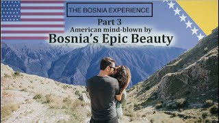 THE BOSNIA EXPERIENCE (PART 3): Mind-Blown by Bosnia's Epic Beauty! (Lukomir Village)