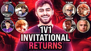 YASSUO'S 1V1 INVITATIONAL RETURNS!