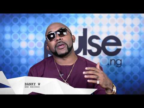 Pulse TV One on One Interview with Banky W