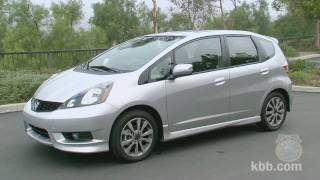 2011 Honda Fit Review Kelley Blue Book