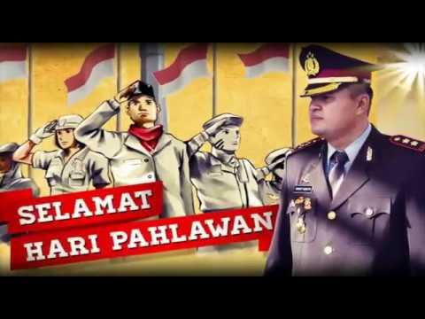 Kapolres Lombok Timur Pimpin Upacara Peringatan Hari Pahlawan di Labuhan Haji Mp3