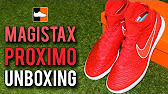 aadc4d23d438 Nike MagistaX Proximo IC Street Unboxing + Quick Message. - YouTube