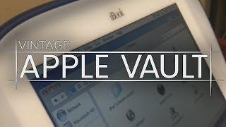 OUT NOW! Vintage Apple Vault Episode 1 - NEW Tech Show