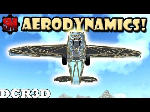REAL FLYING! (Aerodynamics Update!) - Dream Car Racing 3D Gameplay Ep21