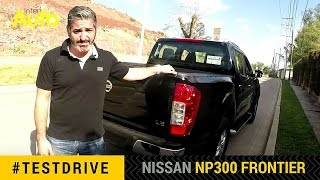 Probamos la Nissan NP300 Frontier 2016