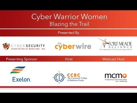 Cyber Warrior Women: Blazing the Trail - Unedited