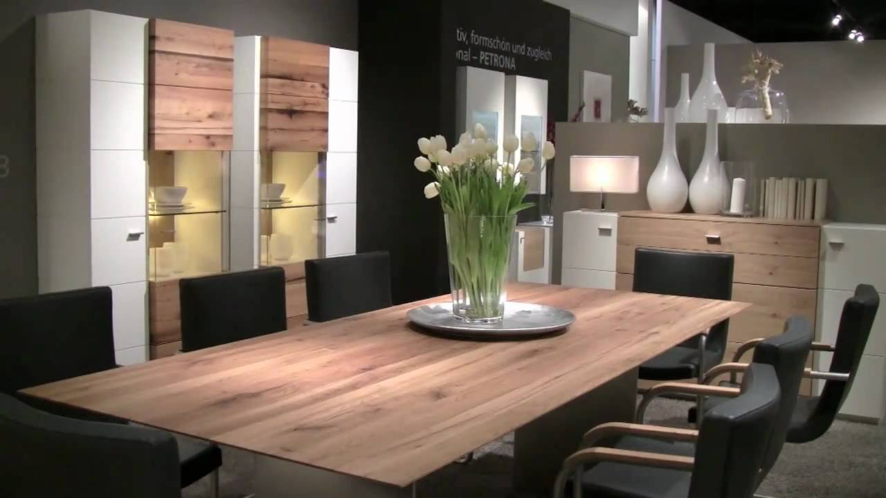 w stmann markenm bel auf der internationalen m belmesse in k ln youtube. Black Bedroom Furniture Sets. Home Design Ideas