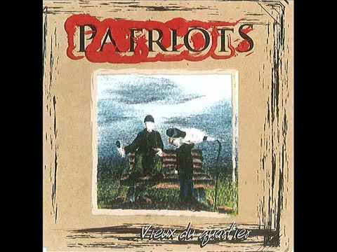 Les Patriots - L'homme derrière le miroir