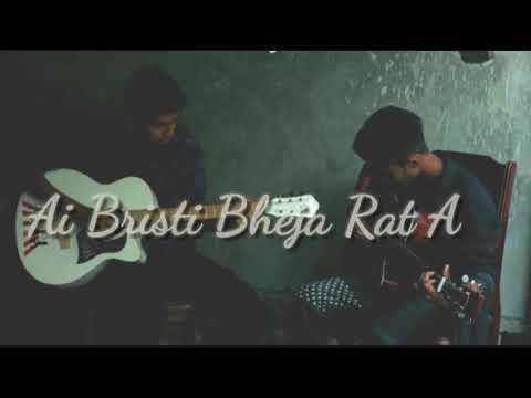 Ai Bristi Bheja Rat A || Artcell || Heartbeat Style Guitar Cover❤