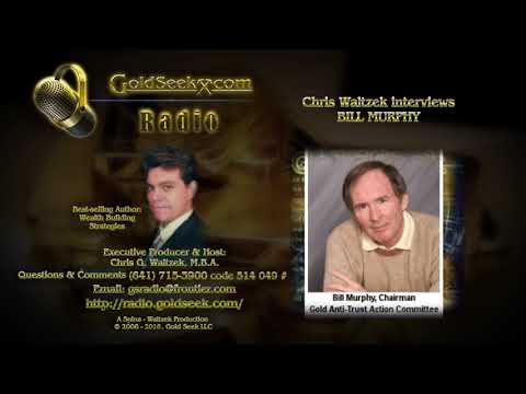 GSR interviews BILL MURPHY -  Nov 2, 2017 Nugget