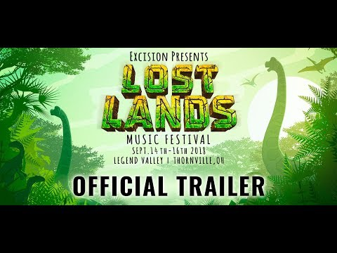 Excision presents Lost Lands Music Festival  2018 Trailer