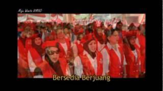Lagu UMNO : MAJU WANITA UMNO