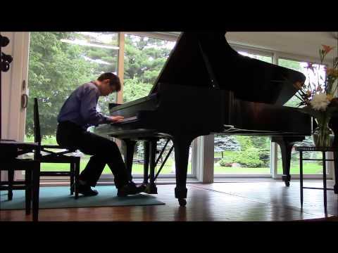F. Chopin Nocturne No. 14 in in F# minor Op 48 No. 2