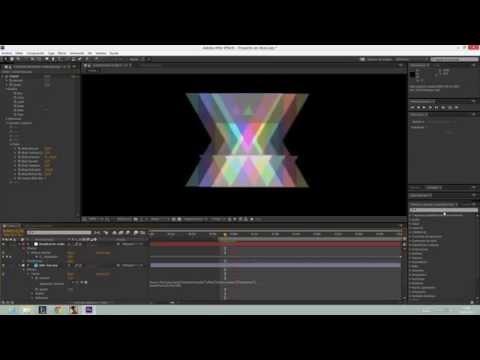 Twitch (BGR Slides) al ritmo de la música | After Effects