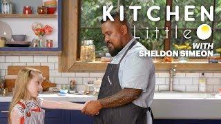 Chef Sheldon and Chef Stella Break The Internet