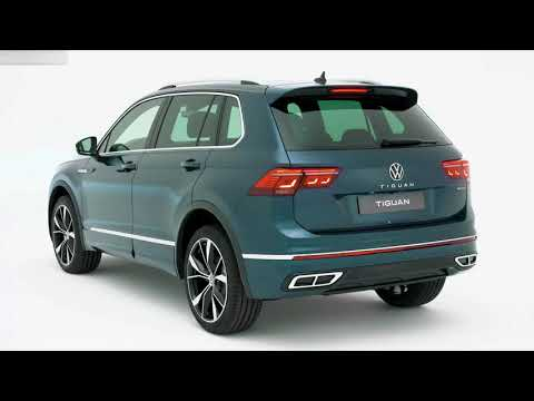 2021 Volkswagen Tiguan R Line - Style, Exterior, Interior ...