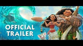 MOANA | NEW Trailer | Official Disney UK