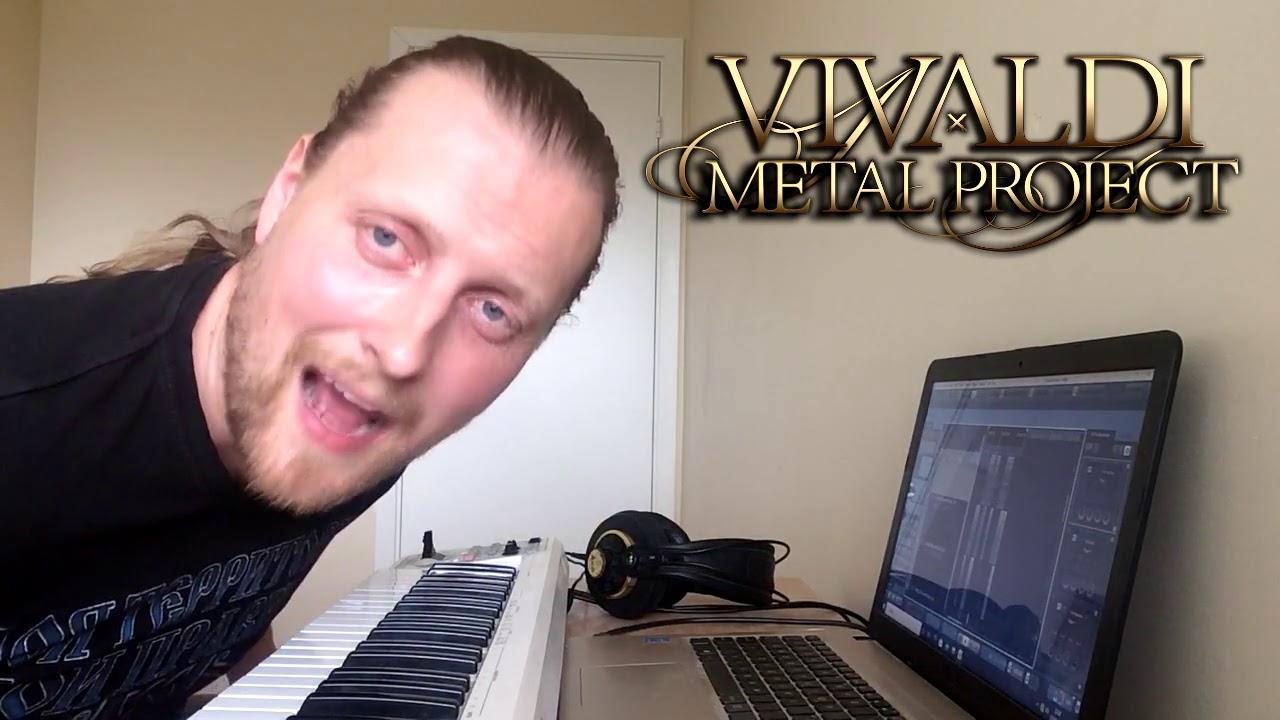 New Album Featured Artist - Keyboardist Sergey Boykov