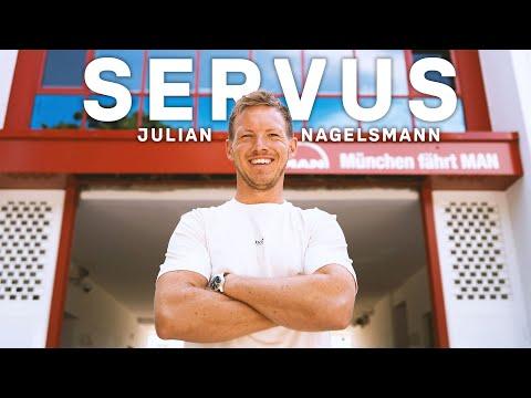 How Nagelsmann wants FC Bayern to play - Servus, Julian!