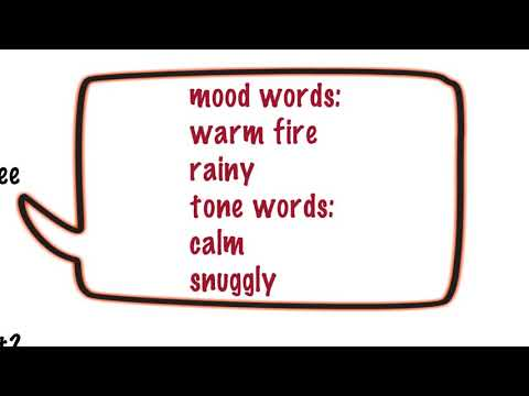 Mood and Tone  (And is it always this hard?) | Mrs  Love's