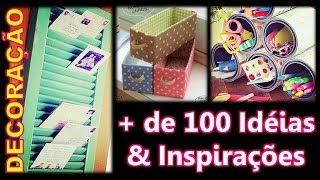 DECORAÇÃO: Mais de 100 Ideias e Inspirações