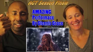 Glennis Grace: Singes