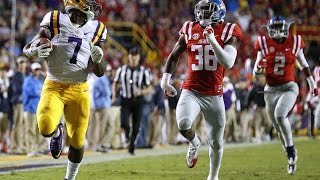 October 22, 2016 - #23 Ole Miss vs #25 LSU
