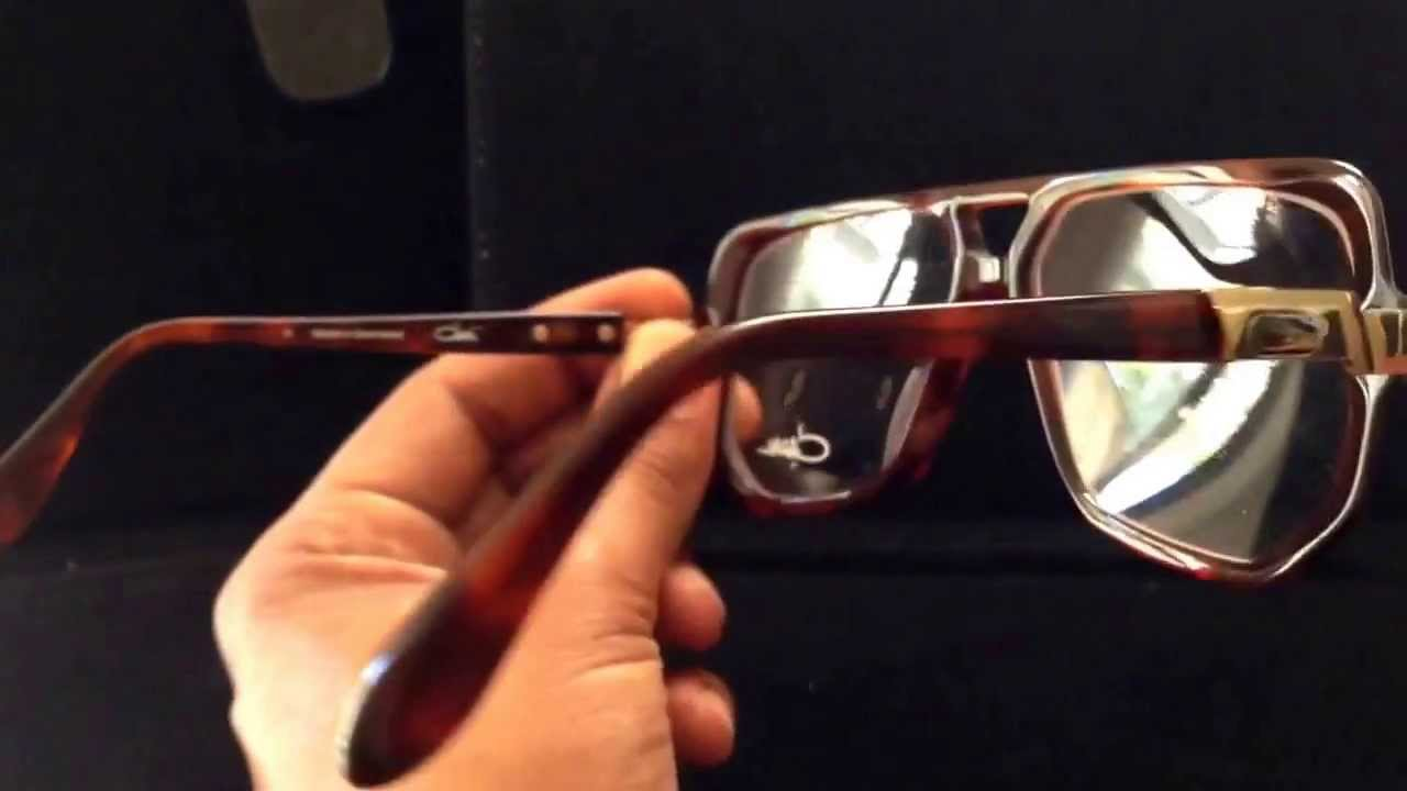 1baad5f97612e For sale 100% Authentic Cazal 627 brown   gold call 954-319-5890 ...