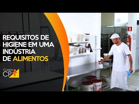 Clique e veja o vídeo Quais são os requisitos de higiene necessários em uma indústria de alimentos