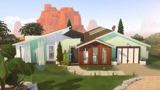 CASA FAMILIAR TÉRREA│Family Home│The Sims 4 (Speed Build)