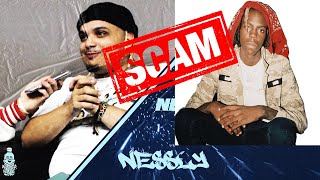 YUNG BANS TRIED SCAMMING NESSLY