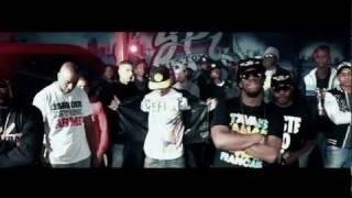 Смотреть клип Sultan Feat. Youssoupha, Canardo & R.E.D.K - Qui Aura Ma Peau Part.2