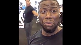 Kevin Hart Pissing Trainer Off