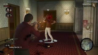 The Godfather 2 - Mission #4 - La Maison Rouge